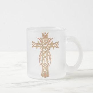 Christian Ornate Cross 60 Coffee Mugs