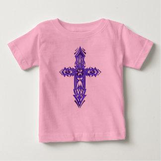 Christian Ornate Cross 75 T Shirts