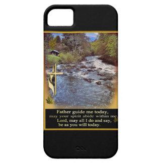 Christian prayer iphone 5/5s iPhone 5 case
