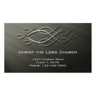 Christian Profile Card Business Card Template