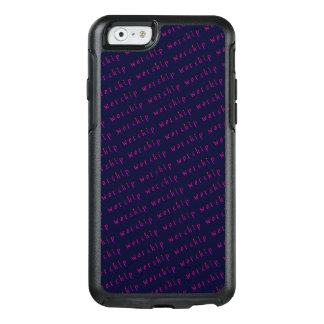 Christian Prophetic Prayer WORSHIP OtterBox iPhone 6/6s Case