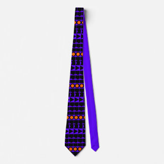 Christian Prophetic Spiritual Warfare WARRIOR Tie