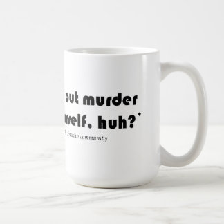 Christian PSA #1 Coffee Mugs