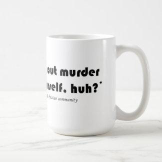 Christian PSA #1 Classic White Coffee Mug