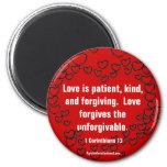 Christian Quotes Inspirational Fridge Magnets