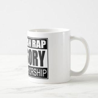 Christian Rap Advisory Mugs