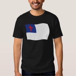 Christian Religion Flag Shirt
