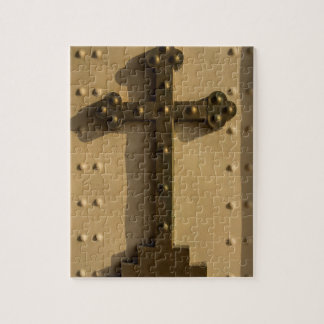 Christian religious cross, Iraq Jigsaw Puzzle