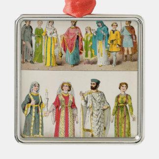 Christian Roman Dress Christmas Ornament