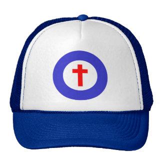 Christian Roundel Cap