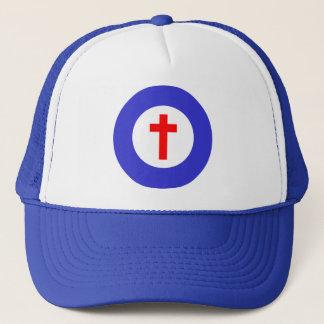 Christian Roundel Trucker Hat