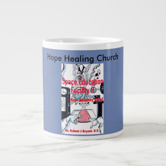 Christian Science Fiction Space Coffee Mug Cup