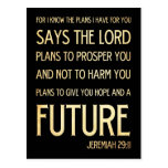 Christian Scripture Bible Verse Art Jeremiah 29:11