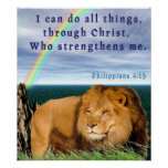 Christian Scripture poster