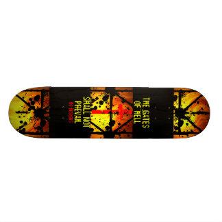 Christian Scripture Skateboard