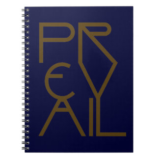 Christian Spiritual Prophetic Warfare PREVAIL Notebooks