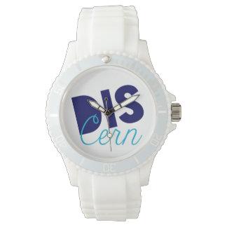 Christian Spiritual Warrior Discern Wrist Watch