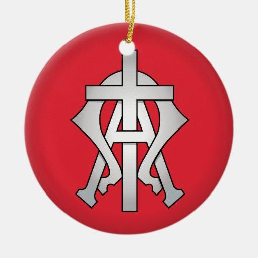 Meaning Of Christmas Tree Symbol: Christian Symbol Christmas Tree Ornament