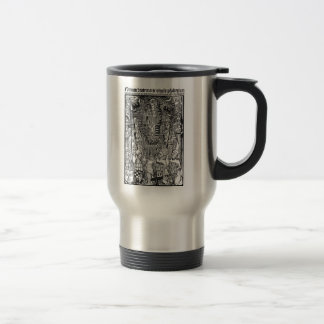 Christian Symbols Travel Mug