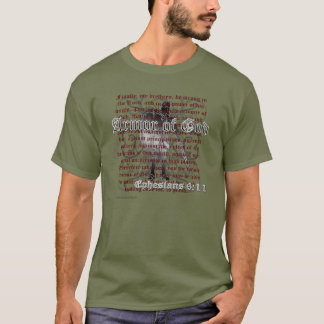 Christian T-Shirt, Armor Bible Christian T-Shirts
