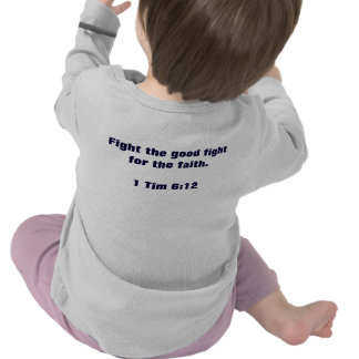 Christian T-Shirt for babies
