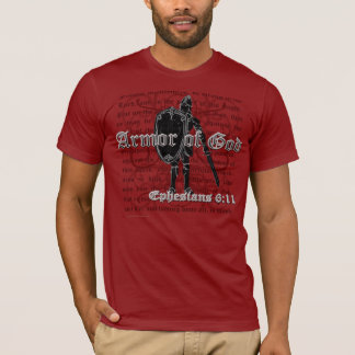Christian T-Shirts, Mens Armor of God T-Shirts