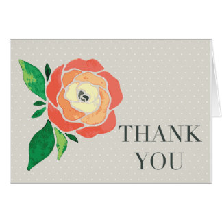 Christian Thank You Card
