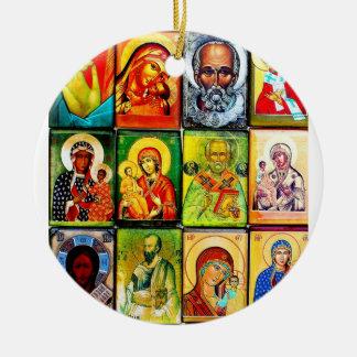 Christian Theme Religious Ornament