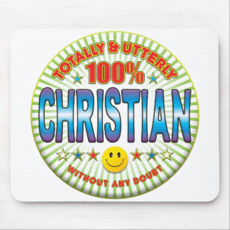 Christian Totally Mousepad