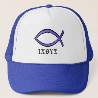Christian Trucker Hat