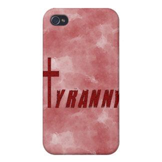 Christian Tyranny iPhone 4 Cases
