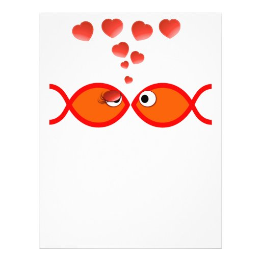 Christian Valentine Orange v2 21.5 Cm X 28 Cm Flyer