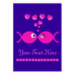 Christian Valentine Pink v1 Tract Card / Business Cards