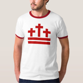 Christian Version Of The Washington DC Flag TShirt