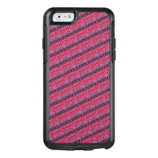 Christian Warfare COVERED BY BLOOD OF JESUS OtterBox iPhone 6/6s Case