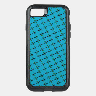 Christian Warfare Prayer NO WEAPON NO OtterBox Commuter iPhone 8/7 Case