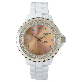 Christian Watches for Women Rhinestones Watch