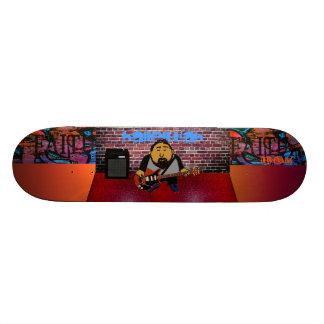 Christian Worship Leader Custom Skateboard