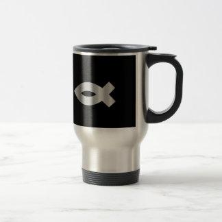 Christianity Ichthys fish.jpg Coffee Mug