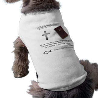 Christianity - Passage pet clothing