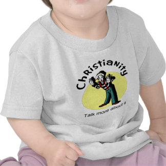 Christianity, Talk more about it with mime Tees