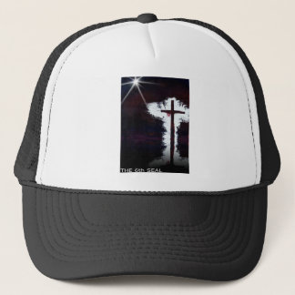 Christianity, The Cross, The 6th Seal Trucker Hat