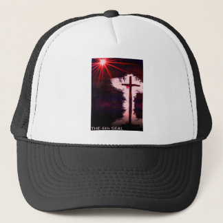 Christianity The Cross, The 6th Seal Trucker Hat