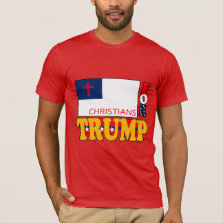 Christians for Trump T-Shirt