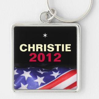 CHRISTIE 2012 Premium Campaign Keychain