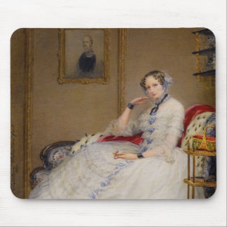 Christina Robertson- Empress Alexandria Fedorovna Mouse Pad