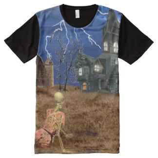 Christina's Halloween World All-Over Print T-Shirt