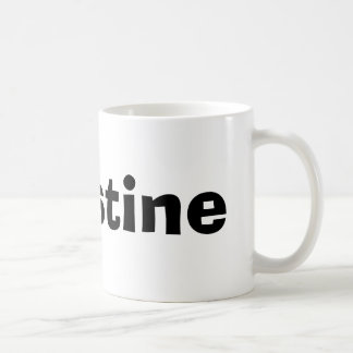 Christine Coffee Mug