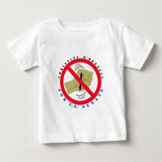 Christine for Senate Baby T-Shirt