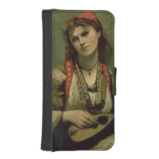 Christine Nilson  or The Bohemian with a iPhone SE/5/5s Wallet Case